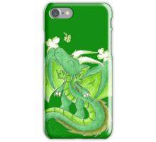 St. Patrick's Day Dragon iPhone Case/Skin