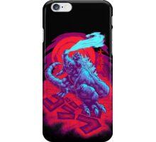 DAIKAIJU KING GOJIRA iPhone Case/Skin