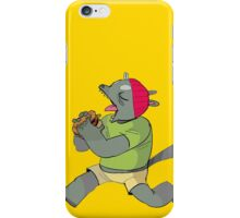 burgin' iPhone Case/Skin
