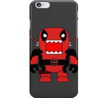 Domo Deadpool iPhone Case/Skin