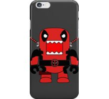 Domo Deadpool iPhone Case/Skin