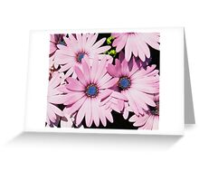 lavender bouquet Greeting Card