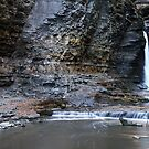 Central Cascade by BigD