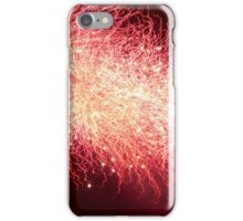 Fireworks Abstract 8 iPhone Case/Skin