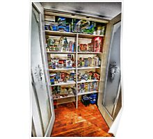 Inside my Pantry Poster