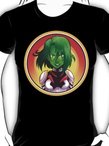 The Most Dangerous Woman in the Universe T-Shirt