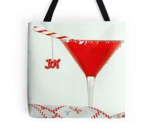 Holiday Bubbly Tote Bag