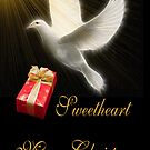 ~ SWEETHEART - MERRY CHRISTMAS ~ by Madeline M  Allen