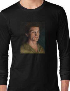 Into the Woods - Riley Finn - BtVS Long Sleeve T-Shirt
