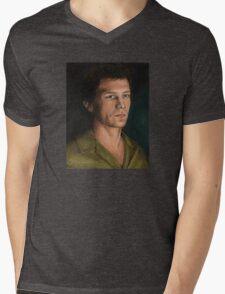 Into the Woods - Riley Finn - BtVS Mens V-Neck T-Shirt
