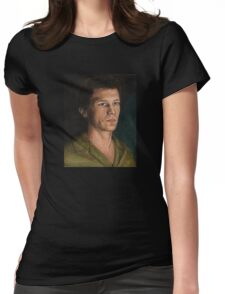 Into the Woods - Riley Finn - BtVS Womens Fitted T-Shirt