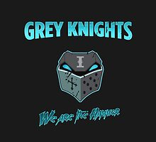 Grey Knights - Damaged by moombax