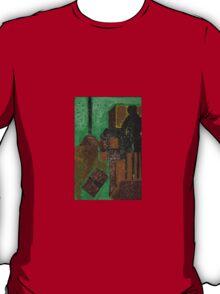 dark doorway T-Shirt