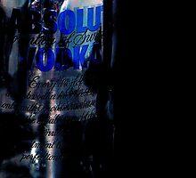 Absolut Vodka Still-life by Andrew Pounder