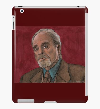 Checkpoint - Quentin Travers - BtVS iPad Case/Skin