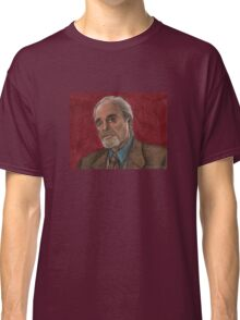 Checkpoint - Quentin Travers - BtVS Classic T-Shirt