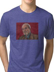 Checkpoint - Quentin Travers - BtVS Tri-blend T-Shirt