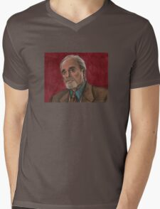Checkpoint - Quentin Travers - BtVS Mens V-Neck T-Shirt