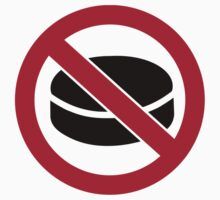 No hockey puck by Designzz