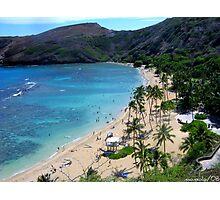 Honolulu(Hawaii) Photographic Print