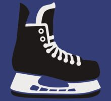Hockey skate by Designzz