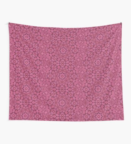 Close-Knit Design Wall Tapestry