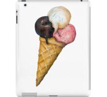 Retro Ice Cream Sign iPad Case/Skin