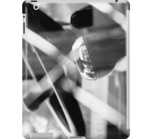 SHATTERPROOF DREAMS (JCB Cab Bokeh) iPad Case/Skin