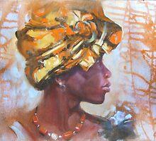 'African Style' by Pauline Adair