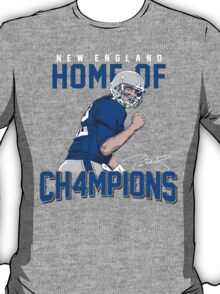 VICTRS New England Home of Champions T-Shirt