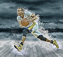 Stephen Curry   by nbadesigns