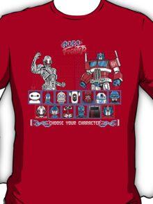 Robo Fighter shirt mug pillow iPhone 6 case leggings T-Shirt