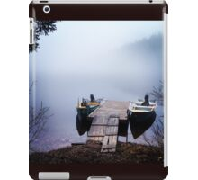 The calmest place on earth iPad Case/Skin
