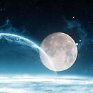 Moon Sky by ChereeCheree