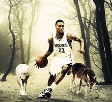 Andrew Wiggins by nbadesigns