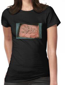 Shroud of Rahmon - Angel Womens Fitted T-Shirt
