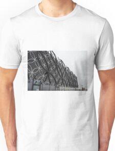 Library Of Birmingham Upper Facade Unisex T-Shirt