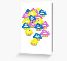 Cupcake Overload! Greeting Card