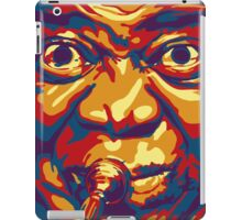 Louis Armstrong Colorful Portrait Design  iPad Case/Skin