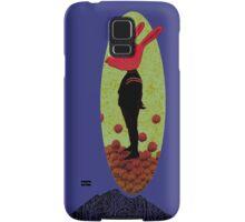 Mystery Rabbit  Samsung Galaxy Case/Skin
