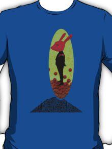 Mystery Rabbit  T-Shirt