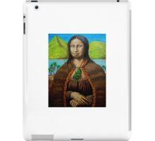 Moana Lisa. iPad Case/Skin
