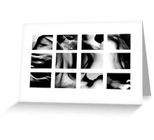 Portrait of the Human Body: A Series Greeting Card