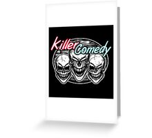 Laughing Skulls: Killer Comedy Greeting Card