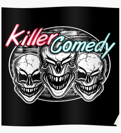 Laughing Skulls: Killer Comedy Poster