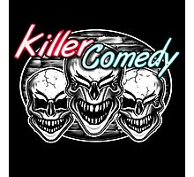 Laughing Skulls: Killer Comedy Photographic Print