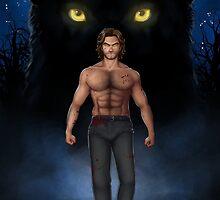 The Big Bad Wolf by MythicPhoenix