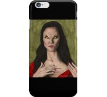 The Trial - Drusilla - BtVS iPhone Case/Skin