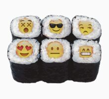 Emoji Sushi by FrootShop