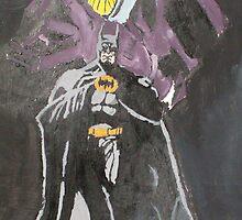 BATMAN by BUBBLE1652